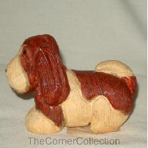 aR#223B-2076 Bassethound Puppy Image